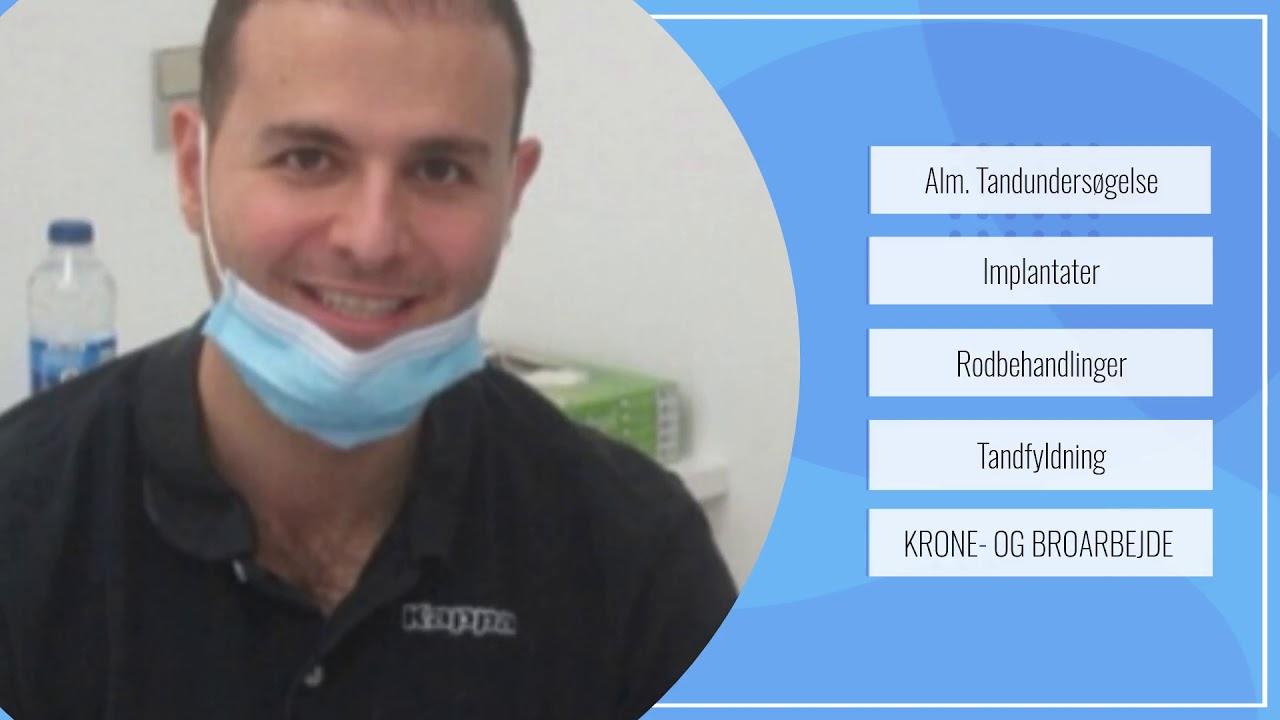 Mulvad tandlæge Har brugt