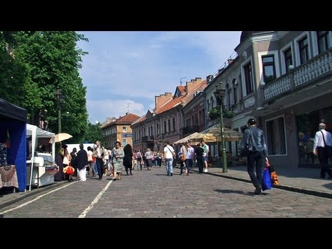 KAUNAS - Lituania / Lithuania - Turismo, guía, travel, city tour visitar tourism guide - Lietuva