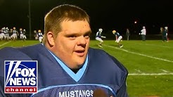 Waterboy with Down Syndrome Scores Touchdown