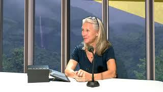 Veronique Lanfroid Nazac sur le plateau d'ETV (partie 3)
