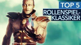 Die 5 besten Rollenspiele - Top-Liste von RPG-Meisters Josh Sawyer