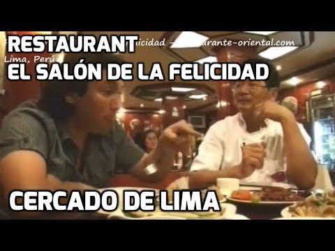 Restaurante El Salón De La Felicidad - Cercado De Lima