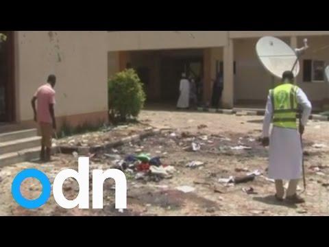 Suicide attack kills dozens in northern Nigeria