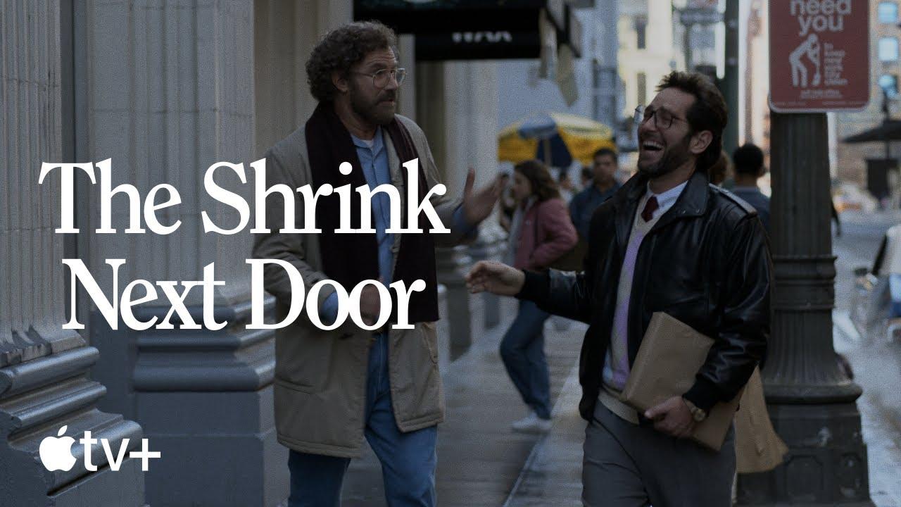 The Shrink Next Door —Teaser oficial   Apple TV+