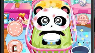 Colorful game - Baby panda daycare dressing outfits | Panda taking pretty pictures