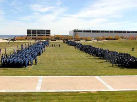 Colorado Springs Air Force Academy Parade 1