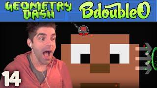 Geometry Dash :: BDUBS SPECIAL LEVEL!! ep 14 [Geometry Dash w/ BdoubleO100]