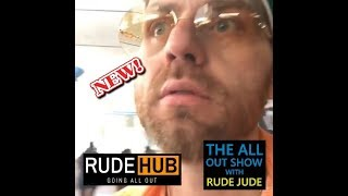 Rude Jude - All Out Show 08-19-19 Mon - Black, White Or Other? - Camille Writes - News