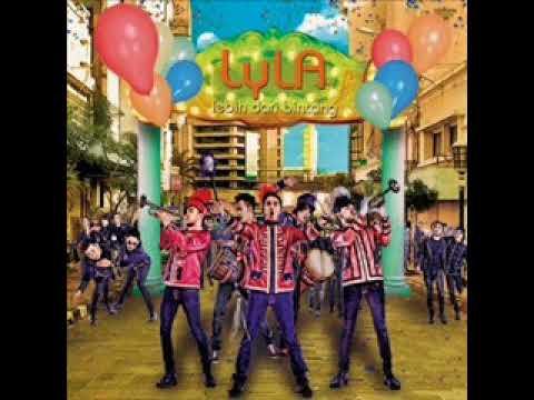 [FULL ALBUM] LYLA - Lebih Dari Bintang [2010]
