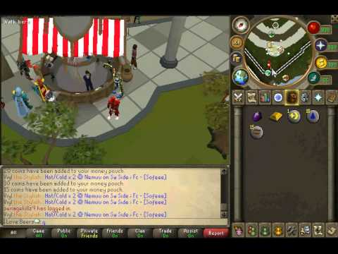 Runescape Money Making guide #43-2012-I love beers-Ring of wealth- 1M/h-P2P-