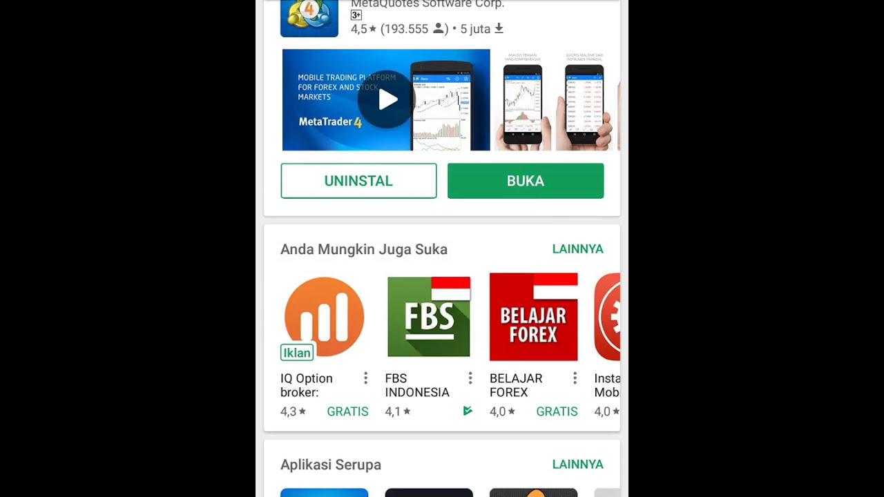 Bisakah Trading Forex Lewat Android? Ternyata Begini Caranya!