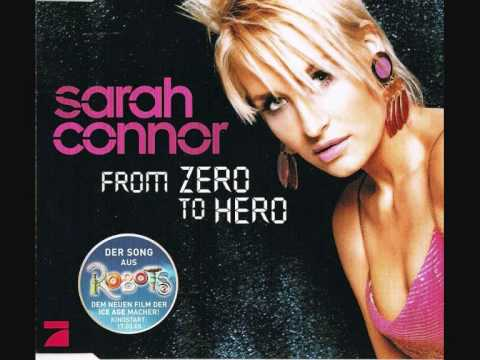 01. Sarah Connor - From Zero To Hero (Single Version)