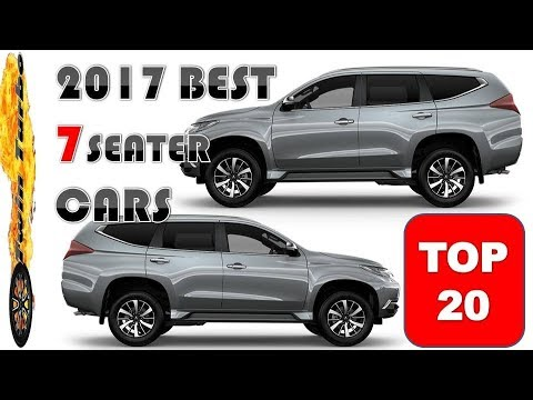 TOP BEST 7 SEATER CARS IN INDIA 2017 | TOP SELLING 7 SEATER CARS IN INDIA |  POPULAR 7 SEATER CARS