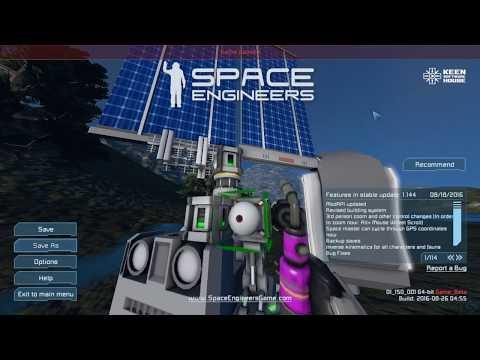 #21   - Space Engineers - Season 1 Episode 21