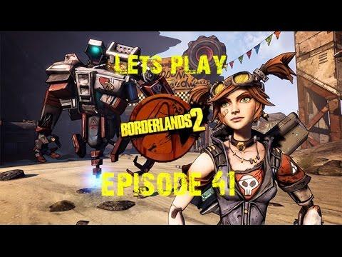 Let's Play : Borderlands 2 /w Danni - Episode 41 : Southern Raceway