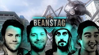 Earth Defense Force 4.1 | Beanstag mit Budi, Andy, Nils & Simon