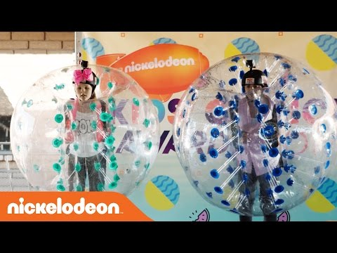 Nominee Knock Out Challenge | Nickelodeon KCA 2017