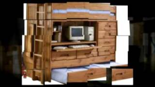 Bunk Beds @ Gardner's Bedrooms