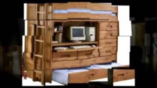 Bunk Beds @ Gardner's Bedrooms