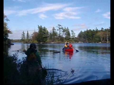 Bushcraft Survival Videos  (Canada Expedition - Part one)