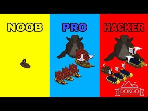DOKDO - NOOB VS PRO VS HACKER