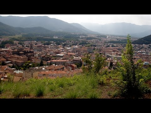 Places to see in ( Olot - Spain )