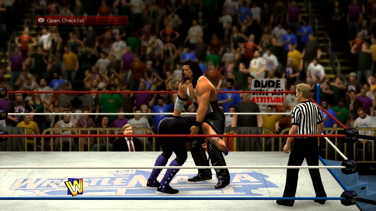 WWE 2K14: 30 Years of WrestleMania [#15] - The Undertaker ...
