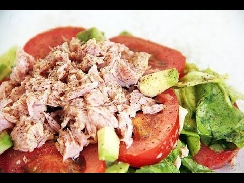 Салат рыбный, рецепты с фото на : 2115