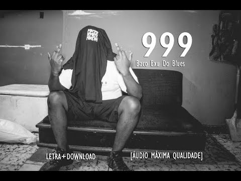 Baco Exu do Blues - 999 [Prod. Mazili] [Letra+Download]