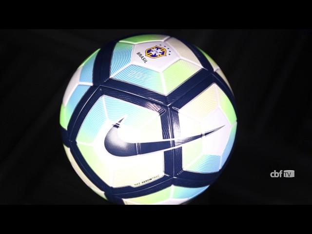 1c65efd1f3 CBF divulga imagens da bola oficial da Copa do Brasil