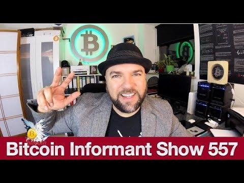 #557 Vier Gründe Bitcoin in 2019 zu kaufen, Krypto Tradingvolumen Anstieg & Bitwala Blockchain Bank