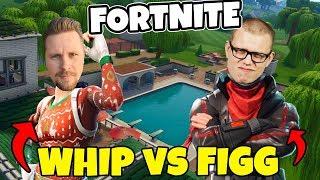 WHIPPIT vs FIGGEHN I FORTNITE *LAZY LINKS* Playground