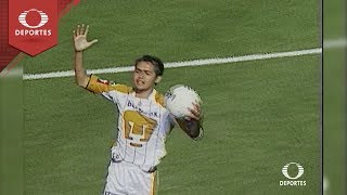 Futbol Retro: Pumas vs Monterrey - Clausura 2004 | Televisa Deportes