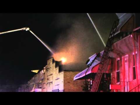 Philadelphia 3rd Alarm Structure Fire - 7.4.12