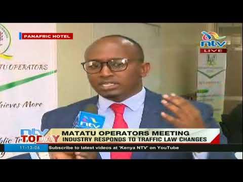 Nairobi matatu association says government underestimates the matatu industry