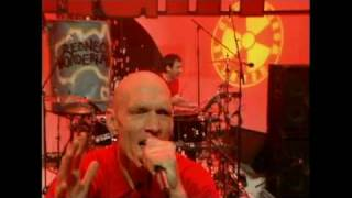 Midnight Oil - Redneck Wonderland/Concrete (Live on Recovery)