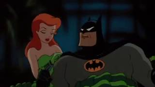 Batman TAS Batman vs Poison Ivy