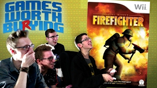 Real Heroes: Firefighter - Games Worth Burying