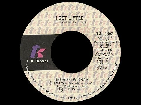 George McCrae ~ I Get Lifted 1974 Disco Purrfection Version
