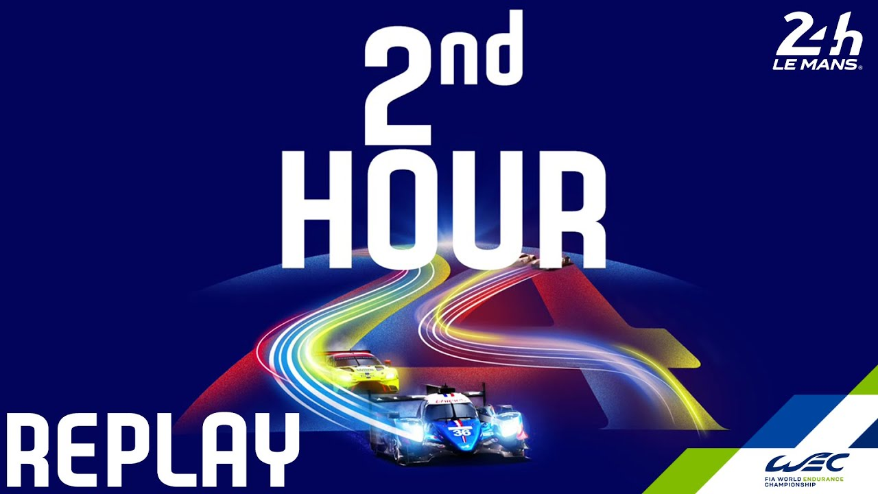 REPLAY 2020 24 Hours of Le Mans - Hour 2