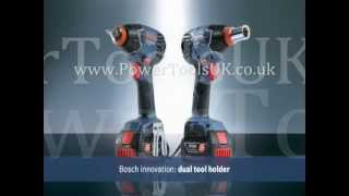GDX18V-LI Bosch Impact Driver from Power Tools UK