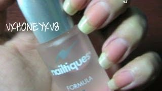 Nailitiques Pt. 3 Two months of use Best Nail Hardener ever!