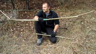 Survival Bow --- The Best Method (IMO)
