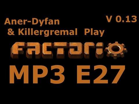 Factorio: MP3#27: Balancing Storage