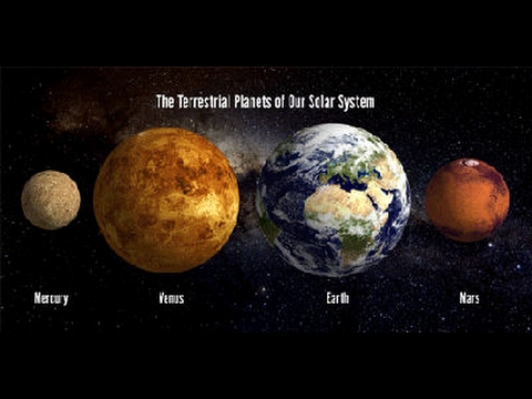 which planets are terrestrial - photo #25
