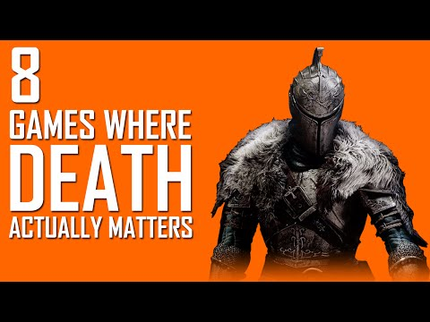8 Games Where Death Actually Matters