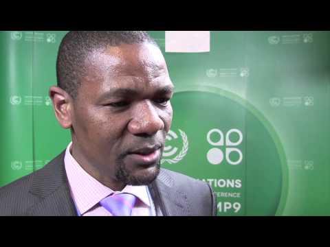 COP19: Richard Munang, United Nations Environment Programme
