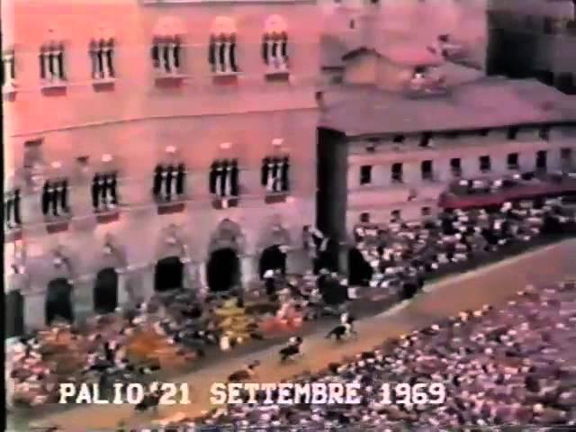 Palio 21 settembre 1969
