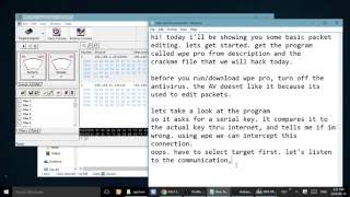 WPE Pro Packet Editing: Windows Network Hacking Tutorial For Beginners