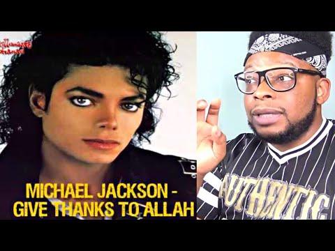 CATHOLIC REACTS TO Michael Jackson - Give Thanks To Allah by Zain Bhikha